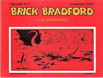 No. 279-B.D-BRICK Bradford or Luc Bradefer 3 Eo 1975 Tbe