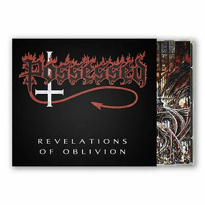 POSSESSED REVELATIONS OF OBLIVION CD (Released MAY 10th 2019)