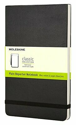 Moleskine Pocket Reporter Plain Notebook
