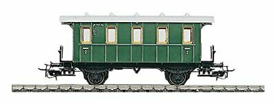 Mrklin start up Passenger Car Green