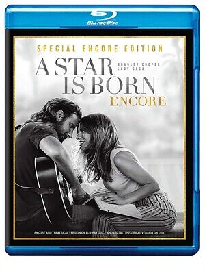 A Star Is Born (Special Encore Edition)(Blu-ray)(Region Free)