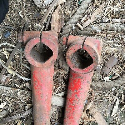 Tractor Lift arms possibly Nuffield