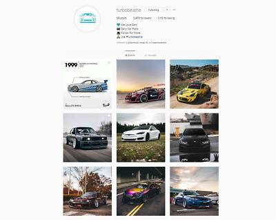Instagram CAR Page