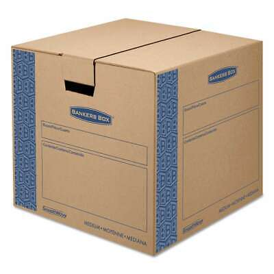 Bankers Box® SmoothMove Prime Medium Moving Boxes, 18l x 18w x 16 043859565108