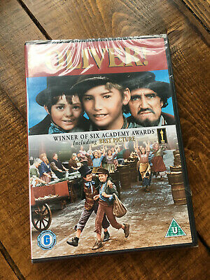 Oliver! DVD - Brand New and Sealed - Free Delivery
