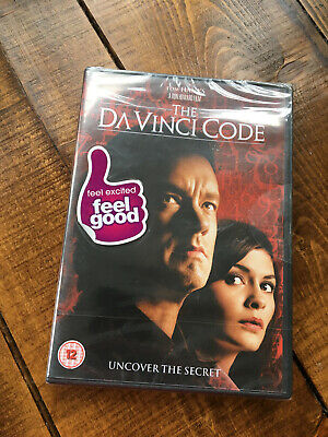 The DaVinci Code DVD - Brand New and Sealed - Free Delivery