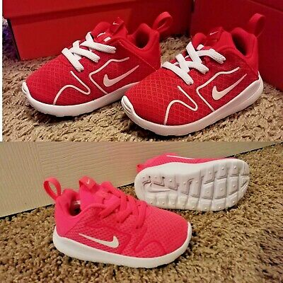 Nike Kaishi 2.0 (TDV) Toddler Girl's Shoes - Size 5C-9C New