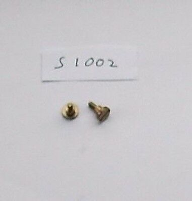 Genuine Hornby Spare Part S 1028 Body Screw  8BA short x2 for R 352 and R 171
