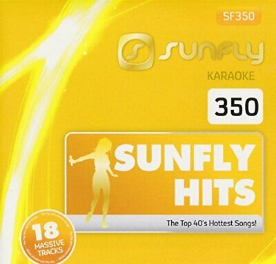 Sunfly Hits Vol.350-April 2015 CDG