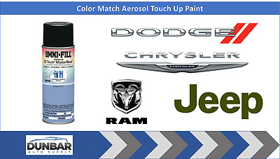 TOUCH UP CUSTOM Spray Can Automotive Paint MK Twilight Blue