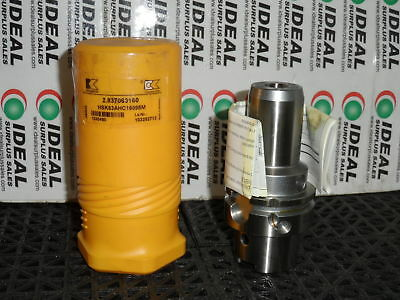 Kennametal Hsk63Ahc16095M Holder New In Box