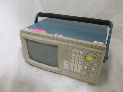 Tektronix 3001Gpx Portable Logic Analyzer Used