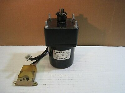 ORIENTAL MOTOR CO INDUCTION MOTOR 4IK25GK-C2
