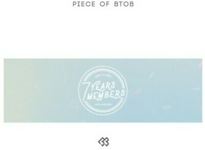 Btob - Piece Of BTOB (7 CD Set) [New CD] With Booklet, Boxed Set, Asia - Import