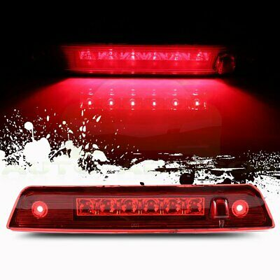Single Row LED Rear Third 3rd Brake Light fit Jeep Grand Cherokee 05-2010 Red