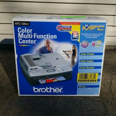 DRIVERS FOR BROTHER MFC420CN SCANNER