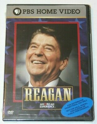 Reagan (DVD, 2005, 2-Disc Set) PBS Video. American Experience  Brand New Sealed