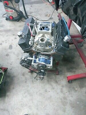 CHEVY SBC 400/406 STAGE 3 0 DART BLOCK, CRATE MOTOR 530 hp BASE