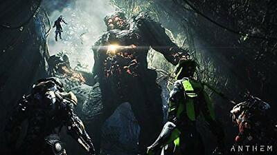 Anthem - Standard Edition - [Xbox One]  Xbox Live 3 Month Gold Membership  Xbo