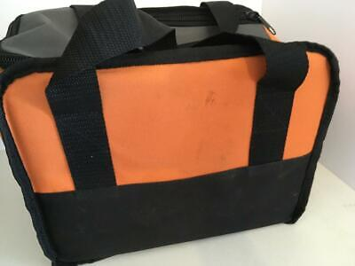 """Ridgid Heavy Duty Contractor's Tool Bag for Drill// Impact Driver 12/"""" X 9/"""" X 8/"""""""