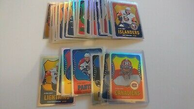 2010-11 UD OPC O-Pee-Chee O Pee Chee RETRO Rainbow UPick From List Lot 10/11