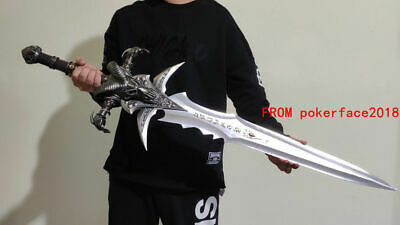 WOW World of Warcraft Lich King Arthas Frostmourne Sword Cosplay Game Decoration