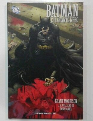 Batman E Il Guanto Nero Morrison Williams Iii Daniel Planeta Dc Comics