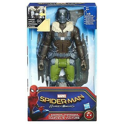 Spider Man Marvel Home Coming Electronic Vulture Sounds Hasbro C0701 Vulture