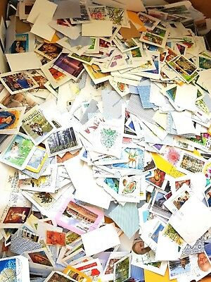 2.8 KG ESTATE  USED AUSTRALIAN STAMPS Bulk Kiloware -All Era Inc Recent Heaps