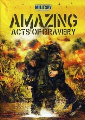 Military Channel: Amazing Acts of Bravery NEW DVD