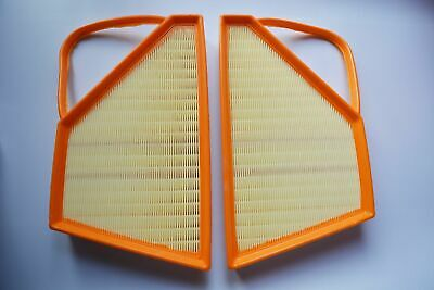 Bentley Continental GT Air Filter Flying Spur Set W12 Service Part Aftermarket
