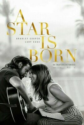 A Star Is Born (DVD 2019) Brand New!  Bonus Disc FAST SHIP