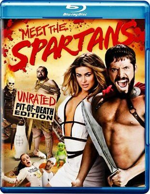 Meet the Spartans (Blu-ray, Unrated Pit of Death Edition)