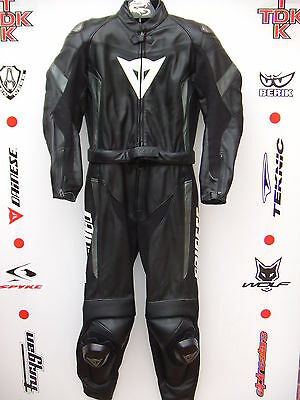 Dainese Crono 2 piece race suit without hump uk 44 euro 54