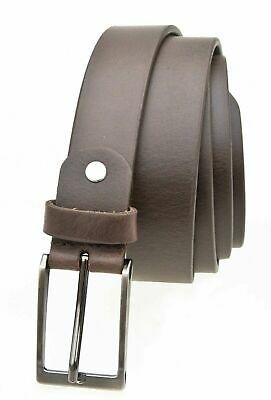 40mm Wide Gents Hand Crafted 100/% Leather Belt by Prime Hide
