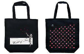 Kingdom Hearts Orchestra World of Tres Concert Tote Bag rare Japan