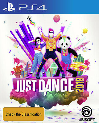 NEW Just Dance 2019 PS4 PlayStation 4 FAST FREE SHIPPING