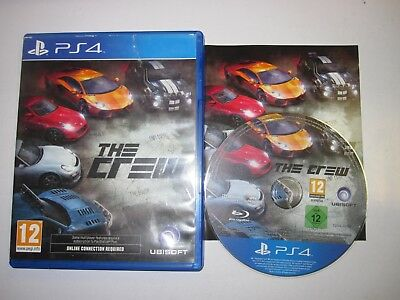 The Crew (Ps4) **Great Condition**