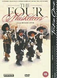 The Four Musketeers (1975) [DVD] - DVD  Fast Free Post