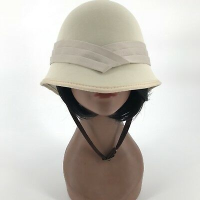 215c25478 British Army Foreign Service Tropical Pith Helmet in Khaki Steampunk Cosplay