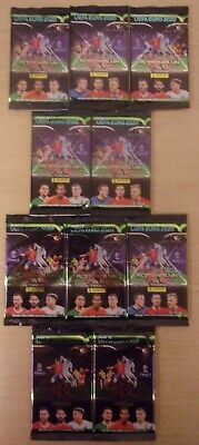Road To Euro 2020 ~ Panini Adrenalyn XL ~ 10 x Sealed Packs = 60 Trading Cards