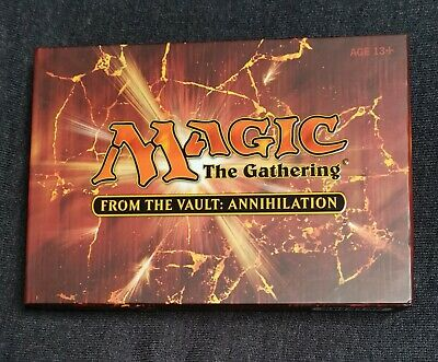 Mtg From The Vault Annihilation New And Sealed Ftv Magic The Gathering