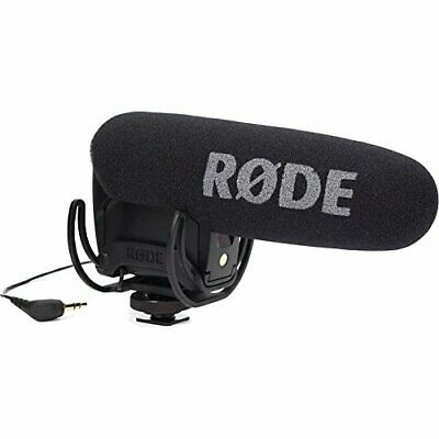 Rode VMPR VideoMic Pro R with Rycote Lyre Shockmount