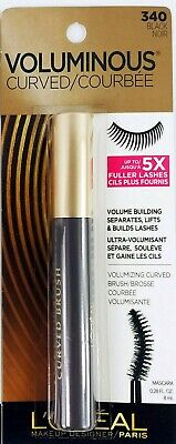 b39574c3ad3 L'Oreal Paris Voluminous Original Volume Building Curved Brush Mascara  BLACK 340