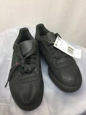 44908d60513c4 Adidas Yeezy Powerphase Calabasas Black CG6420 Youth Shoes Size 4 Kanye West