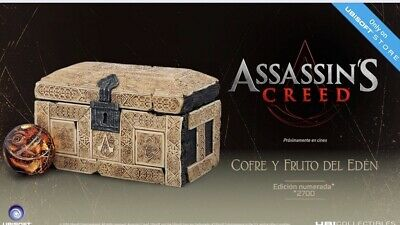 Cofre Assassins Creed