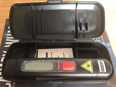 Optical-Contact Laser Tachometer SPX Dieseltune DX.803