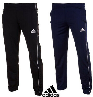 Adidas Core 18 PES Tracksuit Bottoms Pants Football Sportswear Jogging Training