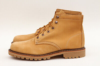 29b2055ab3a NEW WOLVERINE 1000 Mile Duvall Boot Mens 9.5D Brown Horween Leather ...