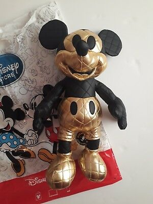 Mickey Mouse Memories August Plush Soft toy Disney Store Limited Edition Sold ou